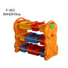 Этажерка для игрушек FAMILY F-823