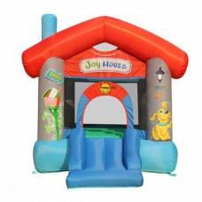 Надувной батут Happy Hop Забавный дом 9215