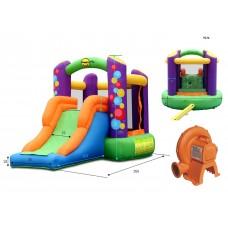 Батут Happy Hop Воздушные шары 9236