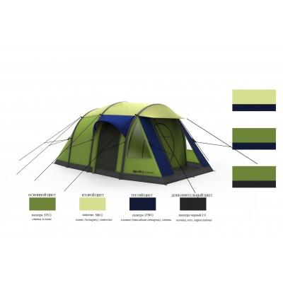 Палатка 5-х местная MOOSE 2050H