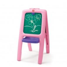 Мольберт для двоих розовый Step2 арт.799900