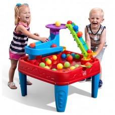 Столик для игры с водой и шариками Дискавери Step2 494200