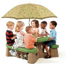 Пикник с зонтиком Step2 787700