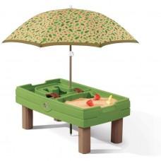 Столик для игр с песком и водой Step2 787800