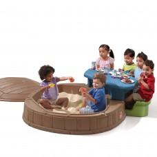 Песочница со столиком Step2 843700