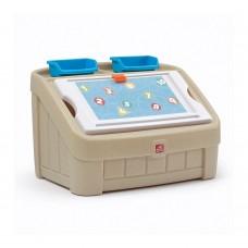 """Ящик для игрушек  """"Два в одном"""" Step2 845500"""