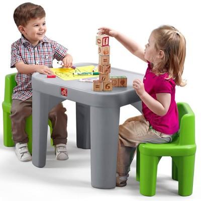 """""""Столик с двумя стульями"""" Step2"""