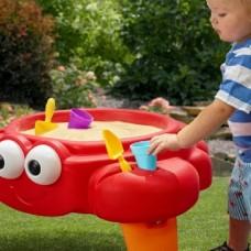 Столик для игр с песком Крабик Step2 866100