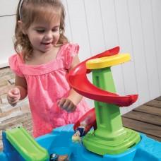Столик для игр с водой и песком Фиеста Step2 894700