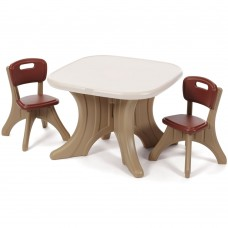 Столик со стульями Step2 арт.896800