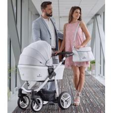 Детская коляска 2 в 1 Venicci Pure Stone Grey